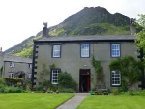 Rowenas house