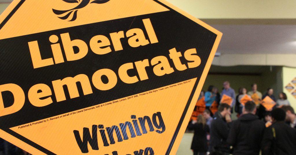 Lib Dems sign